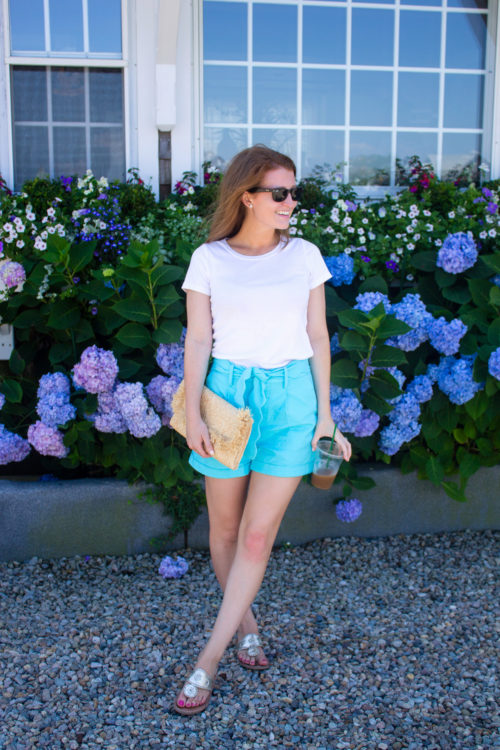 design darling scalloped shorts