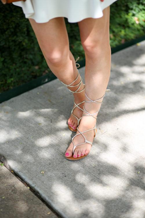 steve madden werkit gold gladiator sandals