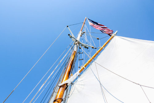 endeavor sailing nantucket