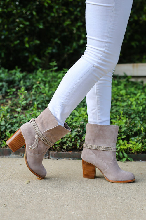 splendid larchmonte boots in taupe on design darling