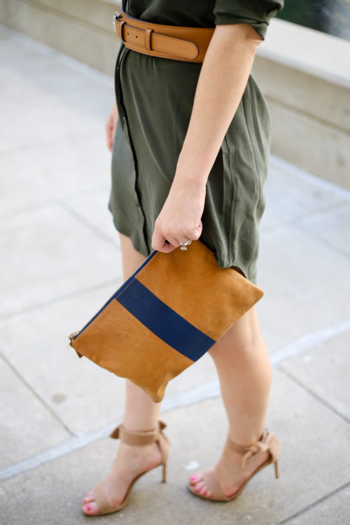 clare-v-flat-clutch-with-navy-stripe-on-design-darling
