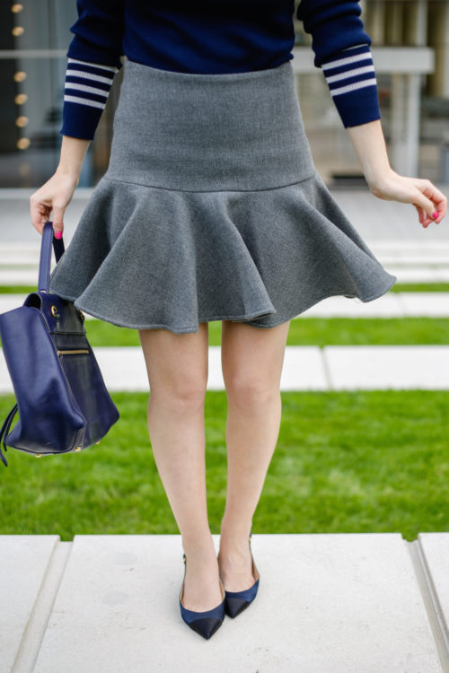 striped-turtleneck-and-gray-skirt-on-design-darling