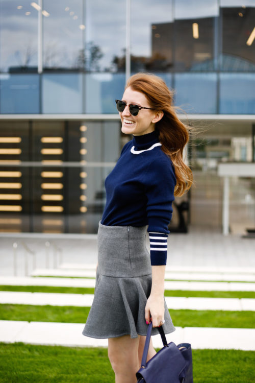 tory-sport-turtleneck-and-gray-milly-skirt