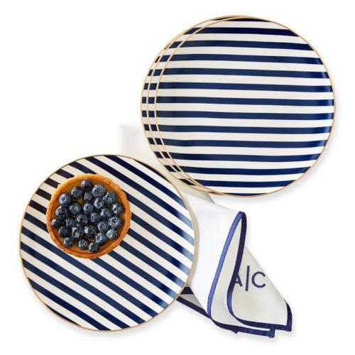 ceramic-dessert-plate-set-of-4-stripes-o