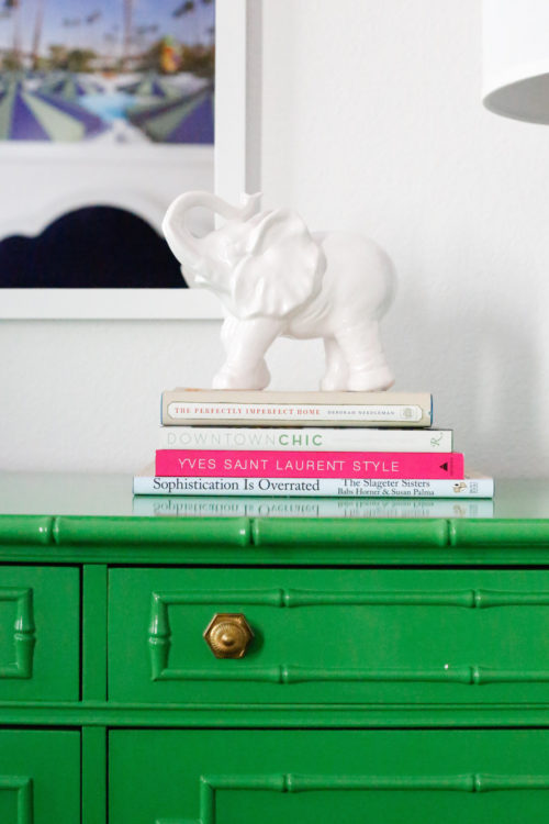 design-darling-dallas-home-tour-green-lacquer-dresser