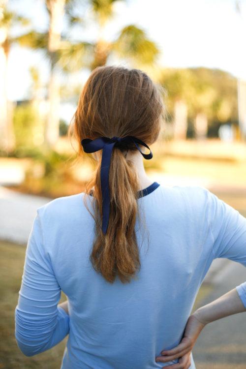 design darling hair ribbon