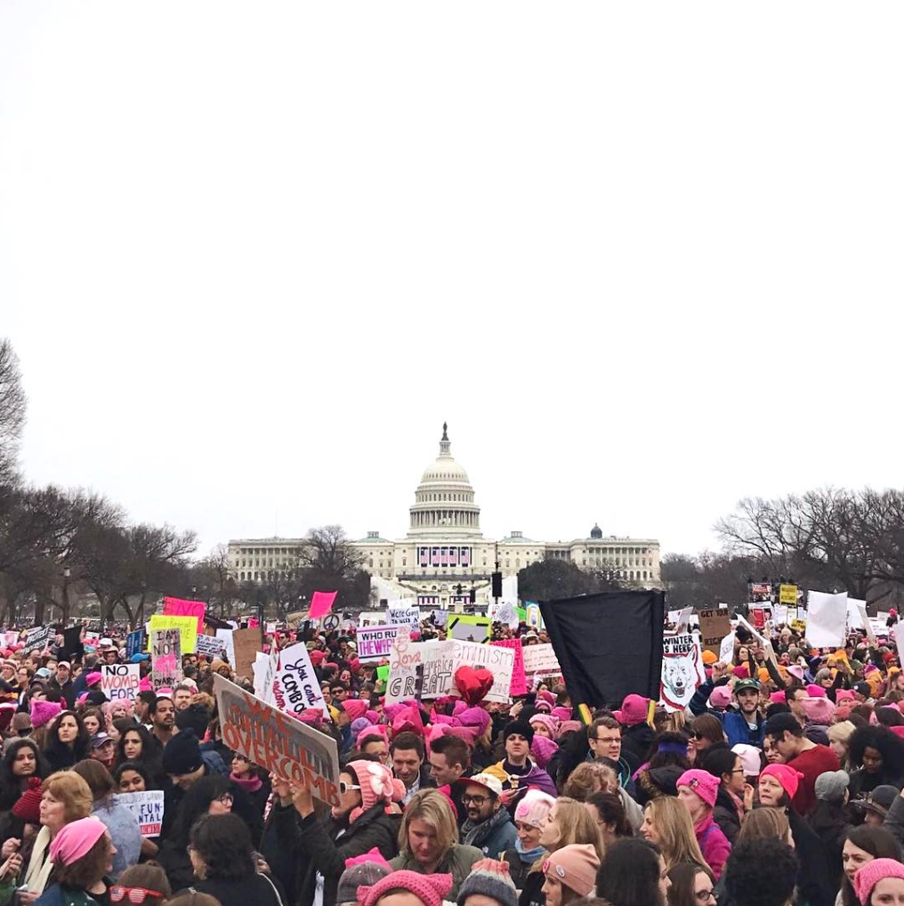 design darling women's march on washington