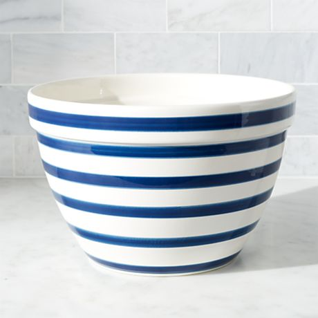 large-navy-and-white-striped-mixing-bowl
