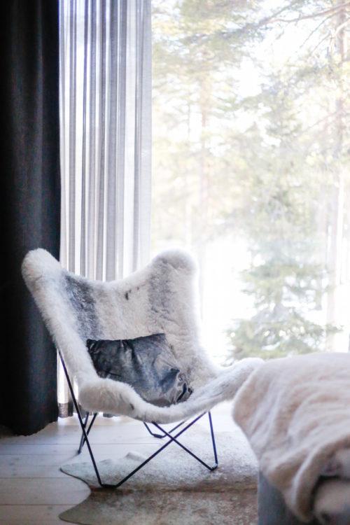arctic tree house hotel finland