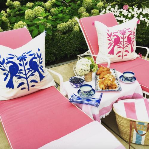 shelley johnstone design pink backyard