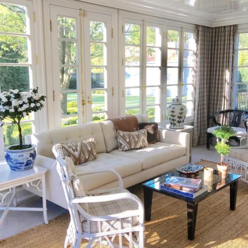 shelley johnstone design sunroom