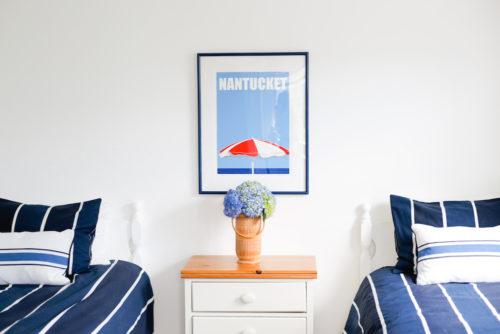 design darling nantucket poster