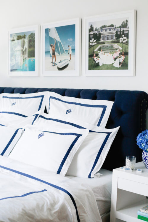 design darling slim aarons prints and matouk lowell bedding
