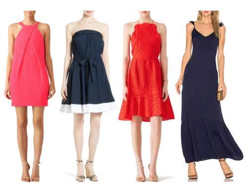 preppy dresses for summer weddings