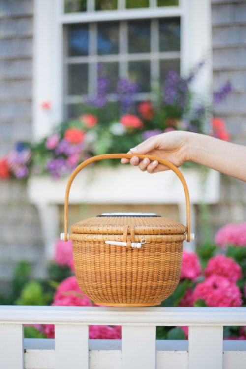 design darling nantucket lightship basket