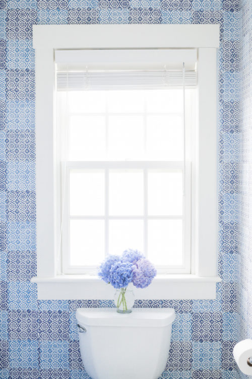 peter fasano sintra wallpaper in design darling nantucket bathroom