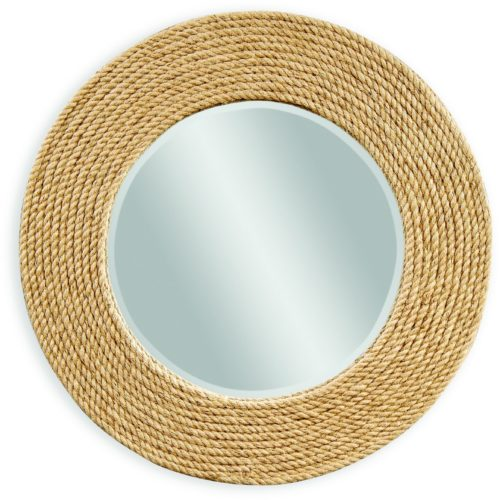 round rope mirror overstock