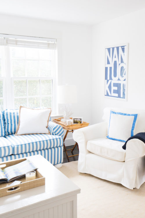 design darling nantucket poster
