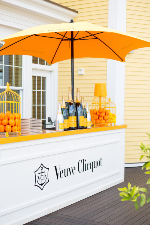 design darling ocean house secret garden veuve clicquot