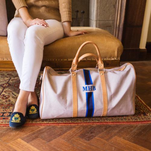 barrington gifts duffel bag design darling