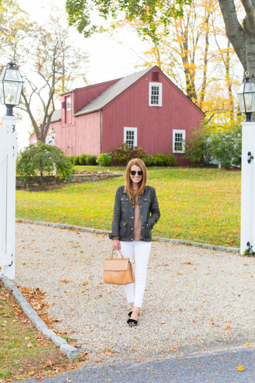 design darling j.crew field jacket