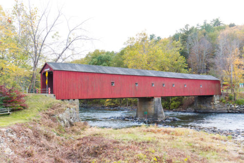 west cornwall covered bridge ct
