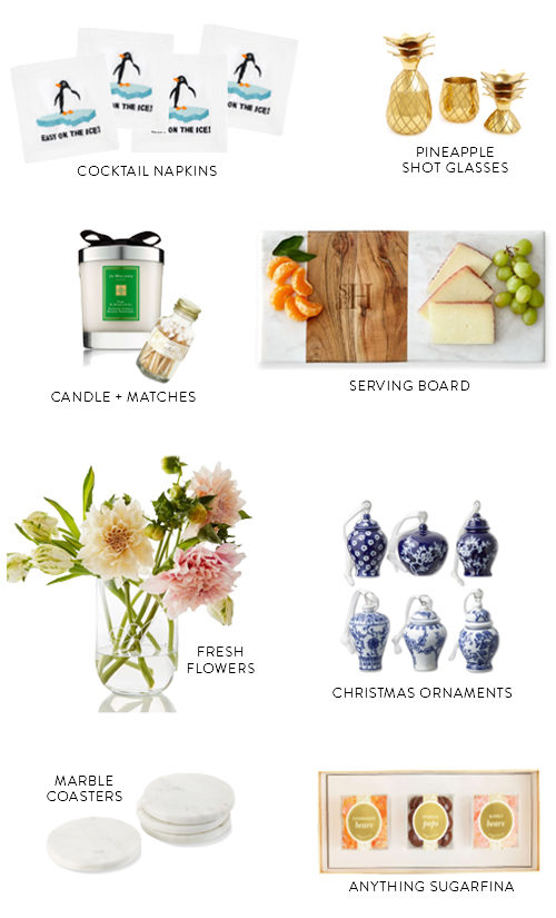 holiday hostess gifts on design darling