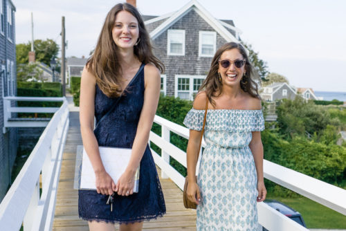 caroline of milly & grace weddings nantucket