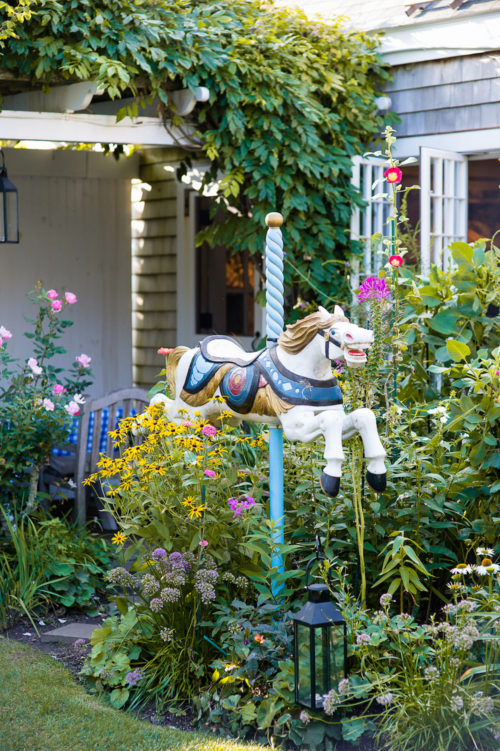 chanticleer carousel horse nantucket