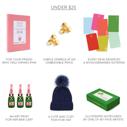 design darling gifts under $25