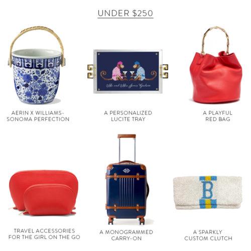 design darling gifts under $250