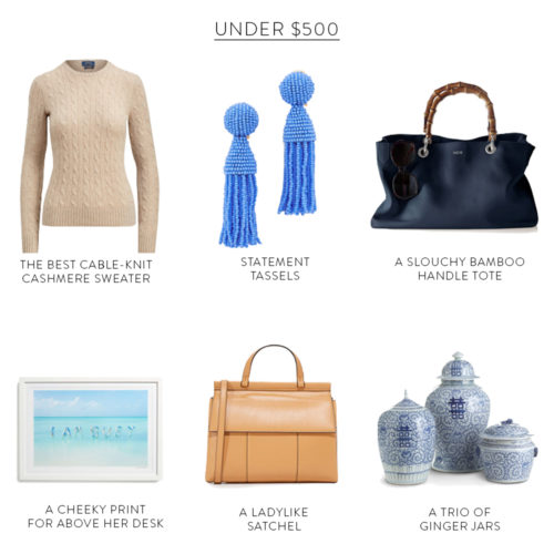 design darling gifts under $500