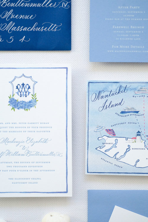 design darling wedding crest