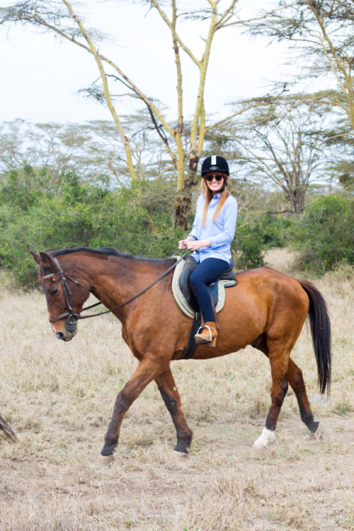 design darling horseback riding safari