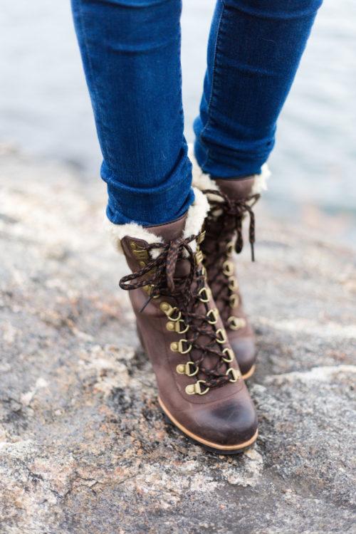 sorel conquest boots