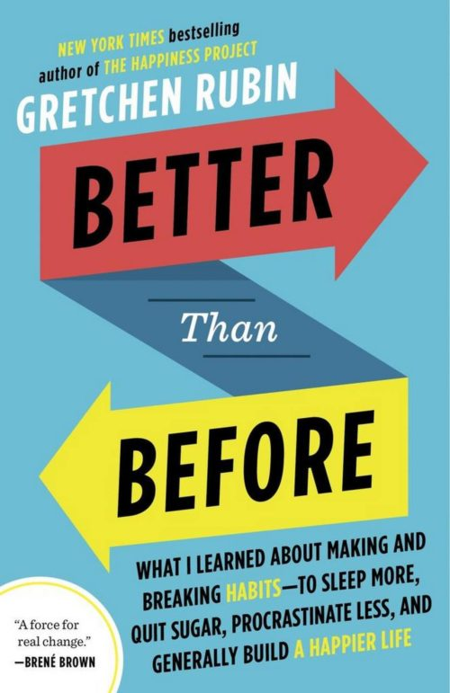 Better Than Before book review