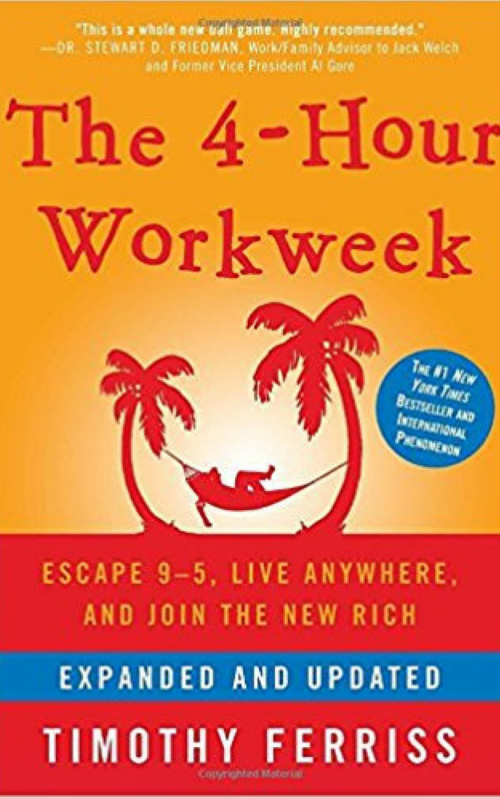 the 4-hour workweek book review