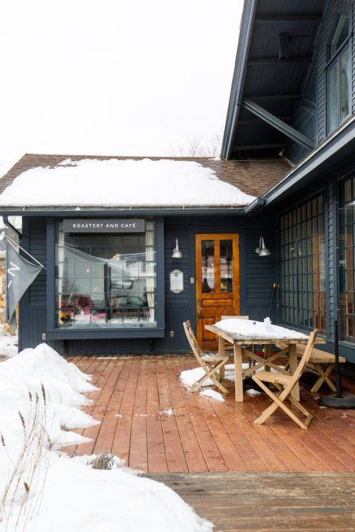 design darling berkshires coffee shop no six depot