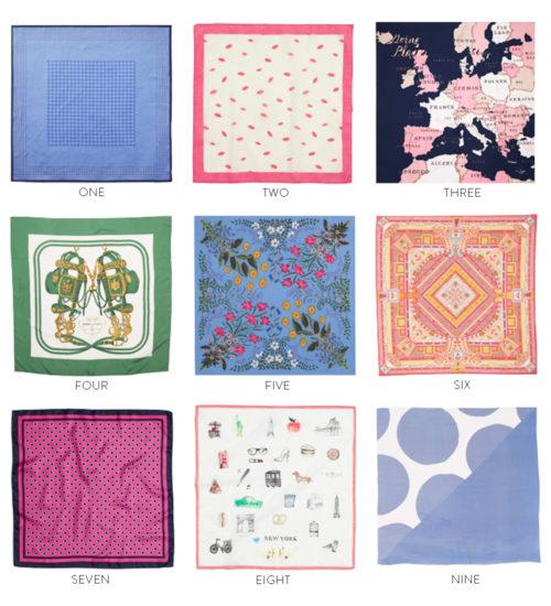 design darling silk scarves pretty enough to frame
