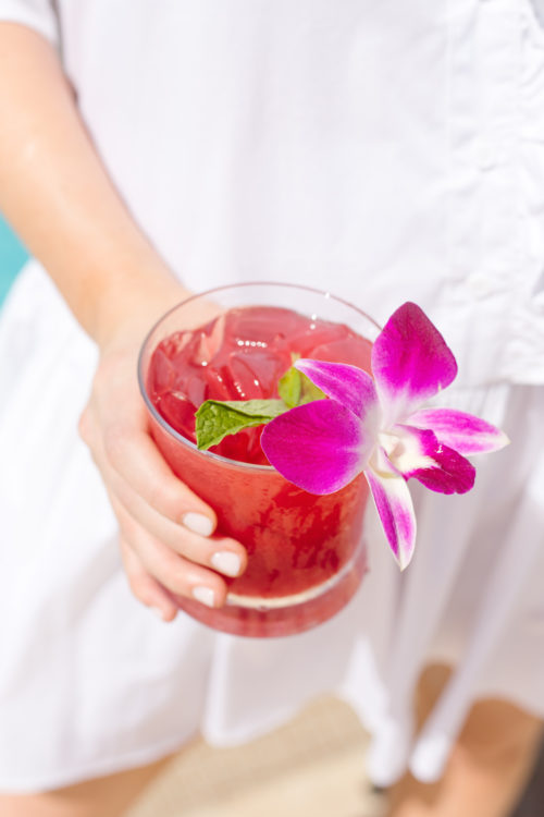 four seasons palm beach hibiscus iced tea
