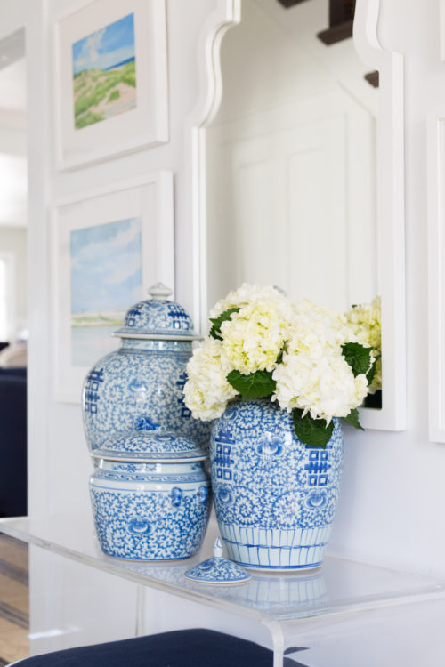 design darling foyer wisteria ginger jars