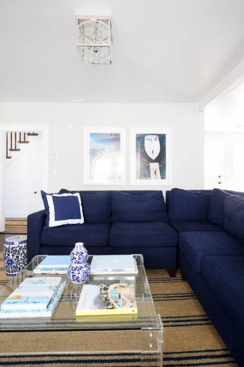 design darling navy sectional