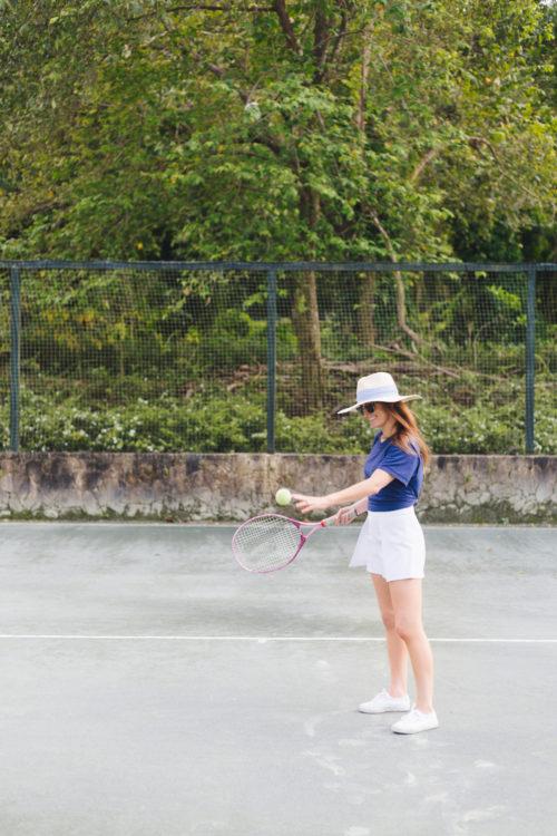 design darling tennis at playa grande beach club
