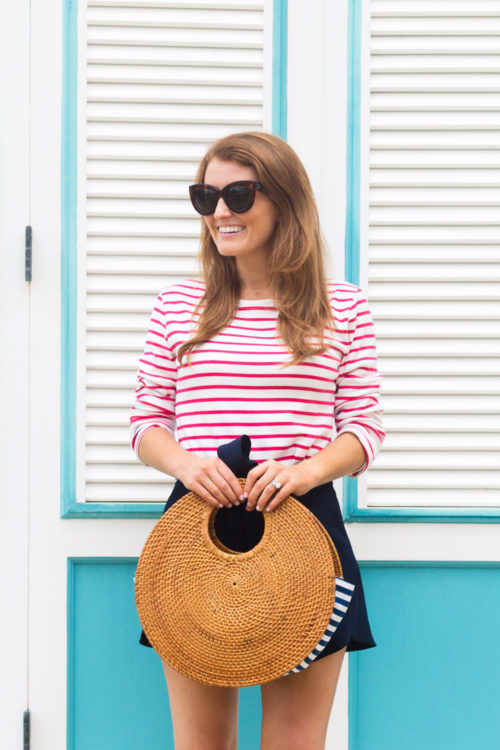 mark & graham striped shirt on design darling