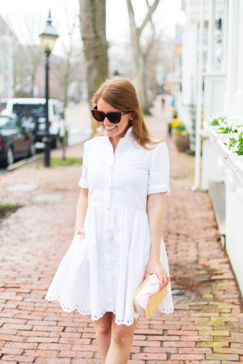 celine caty sunglasses kate spade new york cutwork denim shirtdress pamela munson charlotte clutch