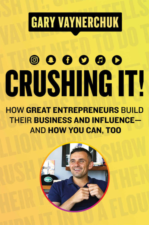 crushing it gary vaynerchuk book review