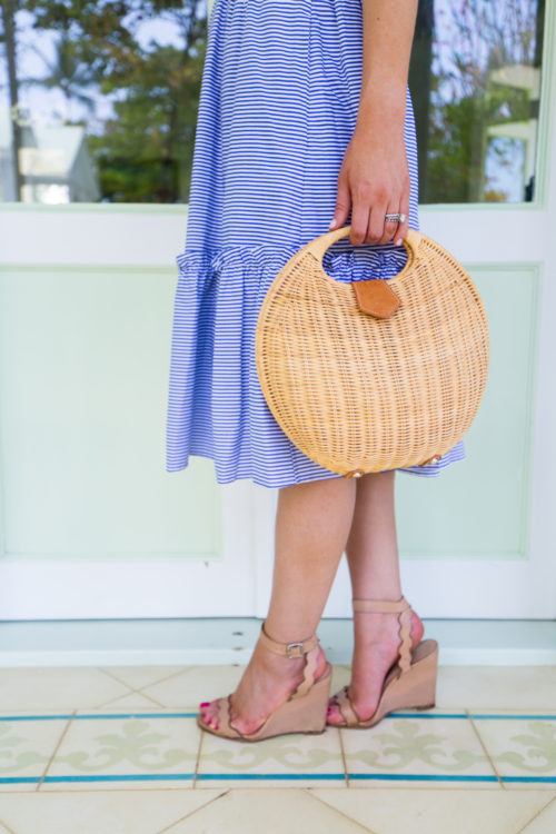 design darling j.mclaughlin victoria bag and loeffler randall scalloped wedges