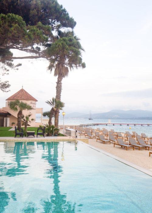 design darling saint tropez hotel residence de la pinede