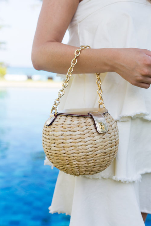 frances valentine honeypot bag