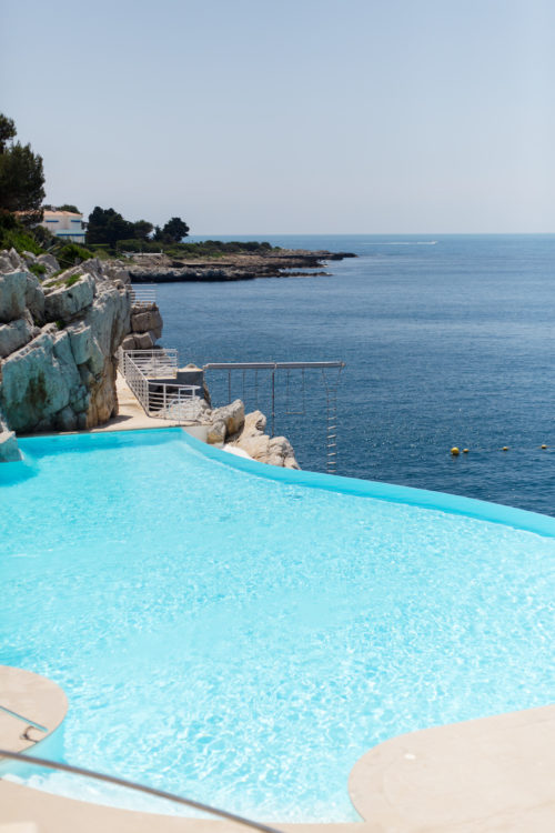 hotel du cap eden roc swimming pool on design darling